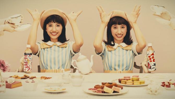 Японская Реклама - Kirin - Волшебная чайная вечеринка