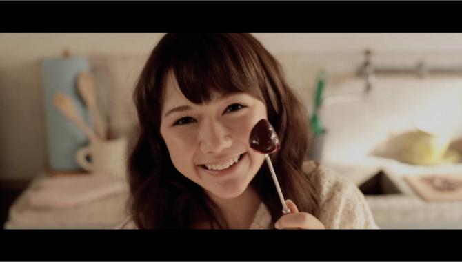 Японская Реклама - Lotte Chocomotion