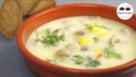 Сырный суп - Видео-рецепт