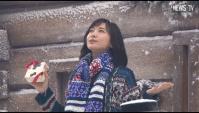 Как снимали рекламу шоколада Meiji Meltykiss