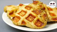 Вафли из курицы - Видео-рецепт