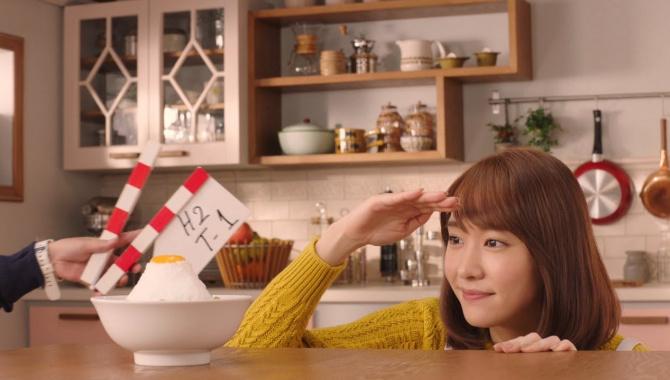 Японская Реклама - Лапша Nissin Chicken Ramen