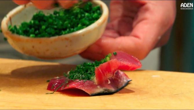 Японская еда для гурманов - Суши (Видео)