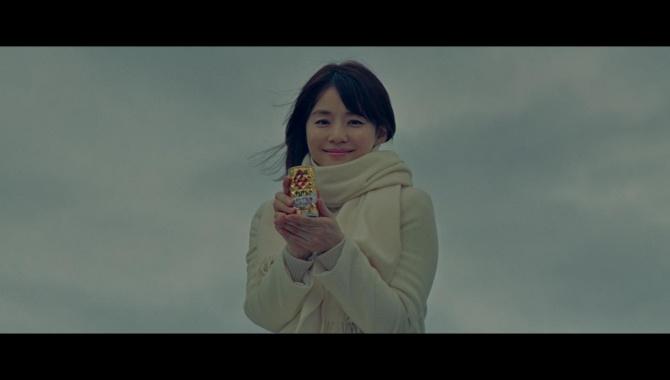 Японская Реклама - Кофе Kirin Fire
