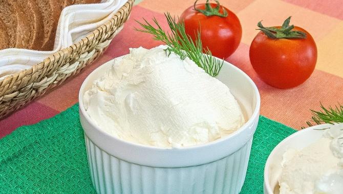 Сливочный сыр в домашних условиях по типу Филадельфия - Видео-рецепт
