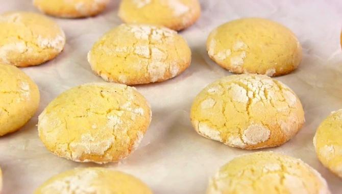 Домашние лимонные пряники - Видео-рецепт
