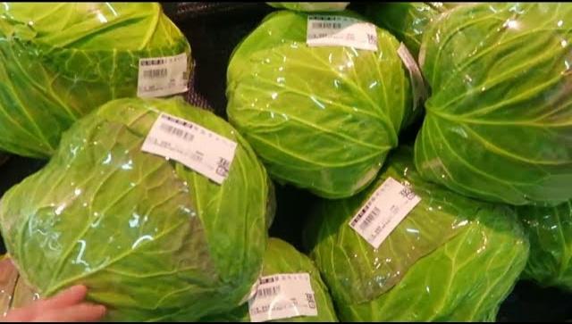 Цены на продукты в Японском супермаркете. Готовим Сукияки (18.01.18)
