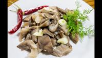 Соленые грибы Вешенки - Видео-рецепт