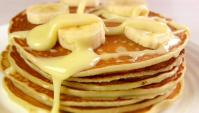 Панкейки Банановые - Видео-рецепт