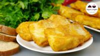 Рыба в кукурузном кляре - Видео-рецепт