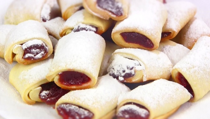 Печенье Минутка - Видео-рецепт