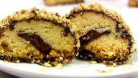 Рассыпчатое Печенье Каштаны - Видео-рецепт