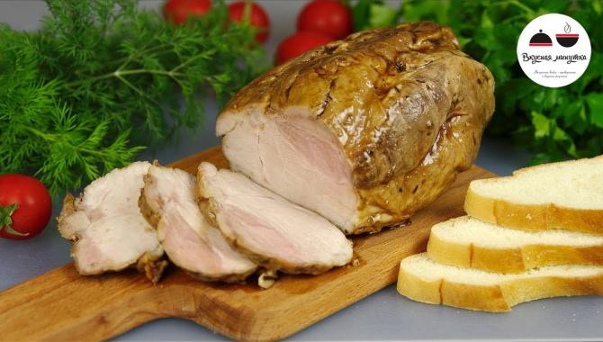 Мясо Шиворот-навыворот - Видео-рецепт