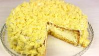 Торт Одуванчик - Видео-рецепт