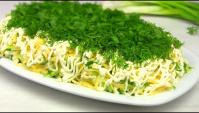 Салат весенний - Видео-рецепт