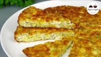 Сырный пирог - Видео-рецепт