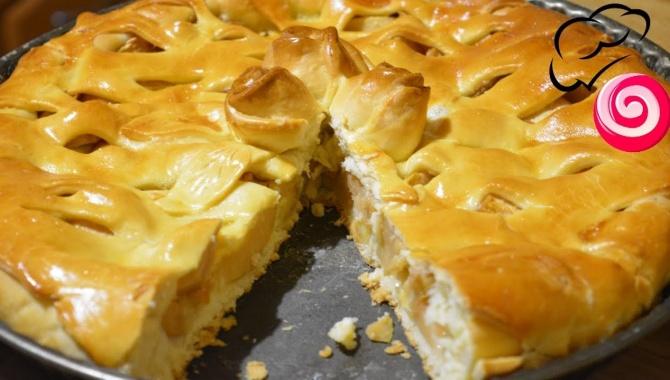 Пирог с яблоками Классика - Видео-рецепт