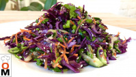 Вкусный Овощной Салат - Видео-рецепт