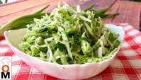 Салат из Капусты С Обалденной Заправкой - Видео-рецепт