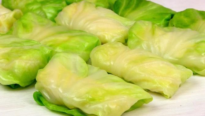 Блюдо из молодой капусты - Видео-рецепт