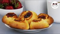 Пирожки с повидлом - Видео-рецепт
