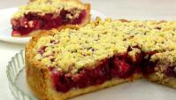 Пирог с Вишней - Видео-рецепт