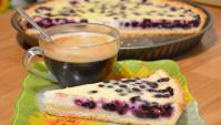 Черничный пирог - Видео-рецепт
