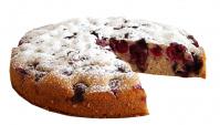 Быстрый вишневый пирог из самых доступных продуктов - Видео-рецепт
