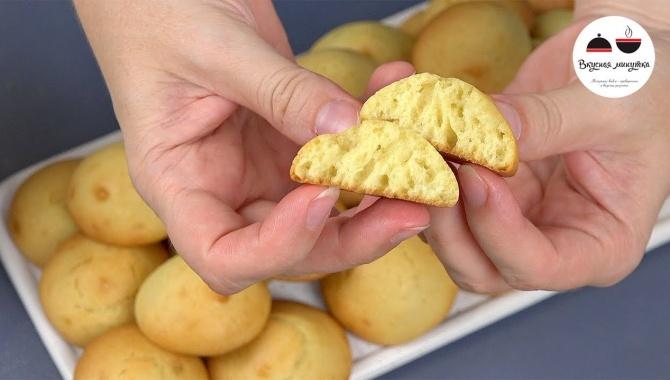 Печенье Сицилия за 15 минут - Видео-рецепт