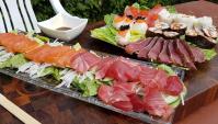 Сашими и Суши - Вокруг Света, Япония (Видео)