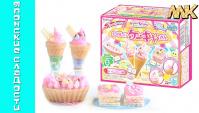 Японская Еда - Мороженое из порошка (Видео)