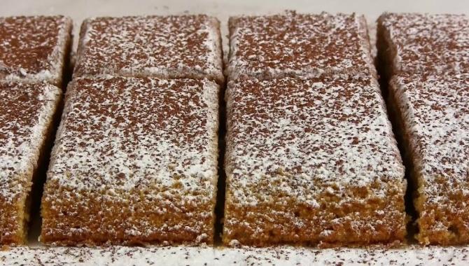 Кофейные пирожные - Видео-рецепт