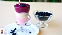 Молочный Коктейль Три Вкуса - Видео-рецепт