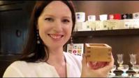Обед в японском ресторане (Видео)