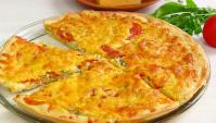 Пицца по-деревенски - Видео-рецепт