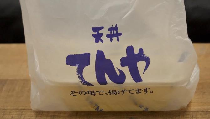 Что такое ТЭНДОН? - Японская еда или что едят японцы (Видео)