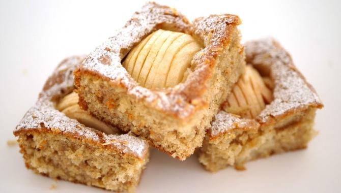 Немецкий вкусный яблочный пирог - Видео-рецепт