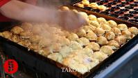 Уличная еда в Осаке - ТОП-7 популярных блюд (Видео)