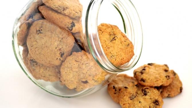 Быстрое и очень вкусное овсяное печенье по рецепту Марты Стюарт - Видео-рецепт