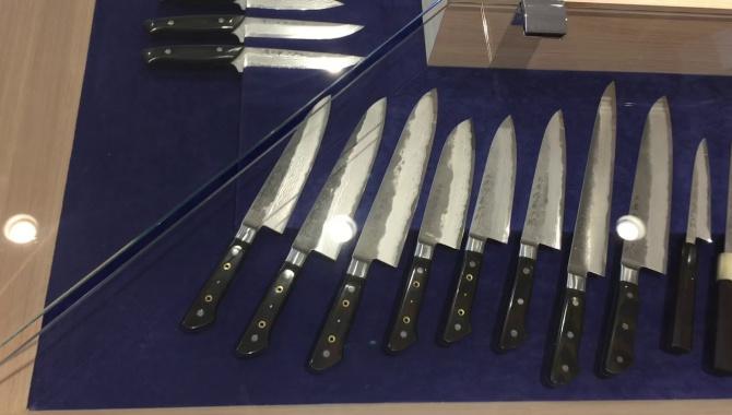 Японские ножи Tojiro (Видео)