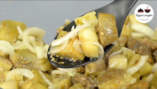 Маринованные баклажаны - Видео-рецепт