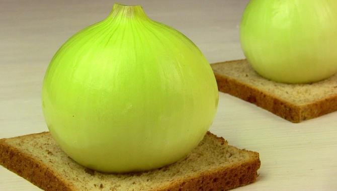 Бутерброды с луком - Видео-рецепт