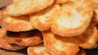 Печенье Ушки из быстрого слоеного теста - Видео-рецепт