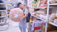 Покупка еды в Корее 2 (Видео)
