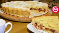 Пирог со сливами - Видео-рецепт