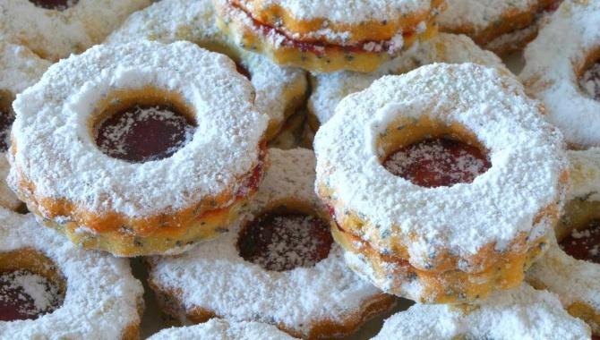 Печенье с маком - Видео-рецепт