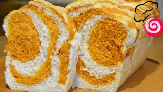 Томатный хлеб - Видео-рецепт