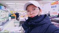 Закупаюсь продуктами и косметикой в супермаркете (Видео)