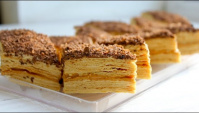 Вкуснейший торт Микадо - Видео-рецепт
