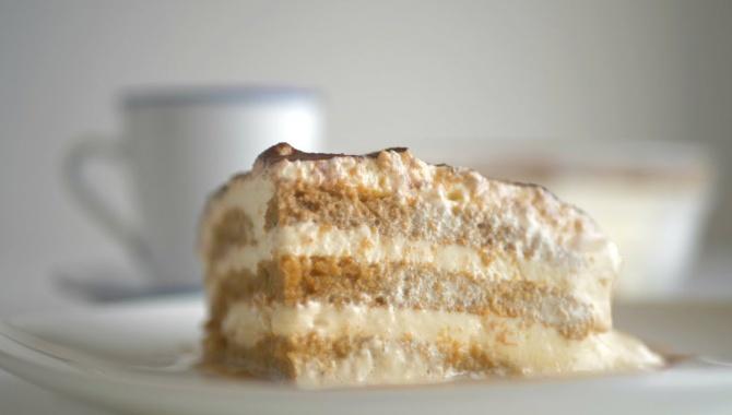 Десерт Тирамису. Без сырых яиц - Видео-рецепт